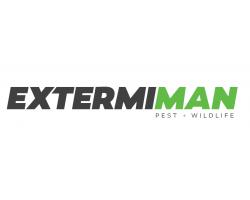 Extermiman logo