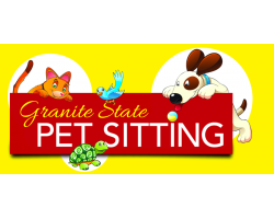 Granite State Pet Sitting logo