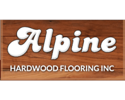 Alpine Hardwood Flooring Inc. logo