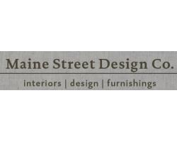 Maine Street Design Co.  logo