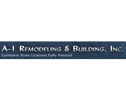 A-1 Remodeling & Building, Inc logo
