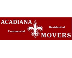 Acadiana Movers, LLC logo