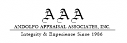 Andolfo Appraisal Associates, Inc. logo