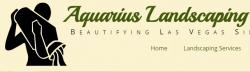 Aquarius Landscaping logo