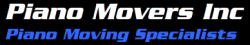 Piano Movers Inc logo