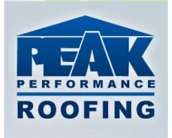 Peak Performance Roofing & Construction logo
