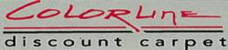 Colorline Carpet Warehouse logo