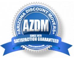 AZ Discount Movers logo