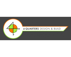 4 Quarters Design & Build logo