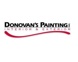 Donovan's Painting logo