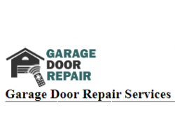 A Any Garage Door Co logo