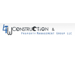 4 W Construction and Property Management Group LLC logo