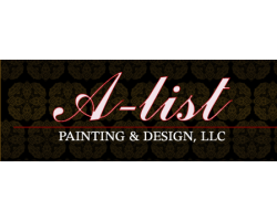 A-List Painting & Design, LLC logo