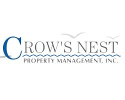 Crow's Nest Property Management logo
