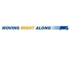 Moving Right Along logo