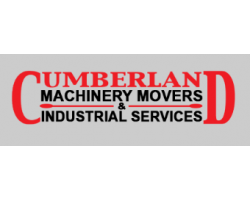 Cumberland Machinery Movers logo