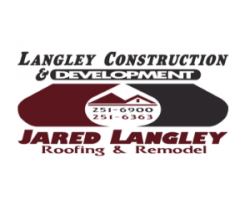 Langley, Jared Roofing & Remod logo