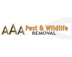 AAA Pest & Wildlife Removal logo
