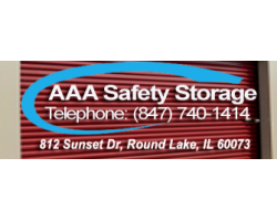 AAA Safety Storage logo