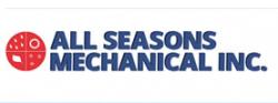 All Seasons Mechanical, Inc. logo