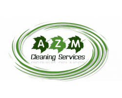 AZM Cleaning Services logo