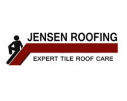Jensen Roofing logo