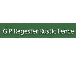 Regester Fence Co logo