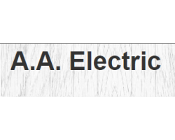 A.A. Electric logo