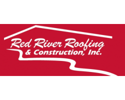 Red River Roofing logo