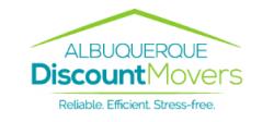 Albuquerque Discount Movers logo