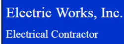 Electric Works, Inc. logo