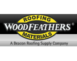 Woodfeathers Roofing Materials logo
