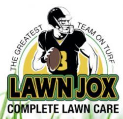 Lawn Jox logo