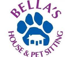Bella's House & Pet Sitting logo