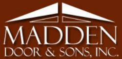 Madden Door & Sons, Inc. logo