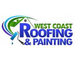 West Coast Roofing and Painting logo