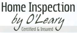 Home Inspection by O'Leary logo