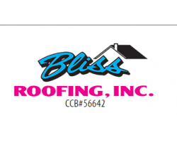 Bliss Roofing logo