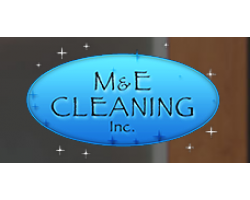 M & E Cleaning Inc. logo