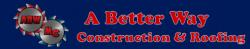 A Better Way Construction logo