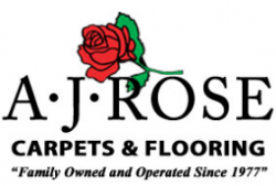 A.J. Rose Carpets & Flooring logo