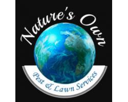 Nature's Own Pest & Lawn Services logo