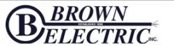 Brown Electric Co., Inc. logo