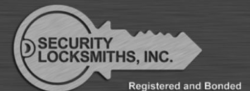 Security Locksmiths, Inc. logo