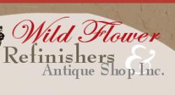 Wildflower Refinishers & Antique Shop logo
