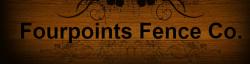 Fourpoints Fence Co. logo
