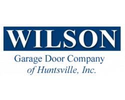 WILSON Garage Door Company of Huntsville, Inc logo