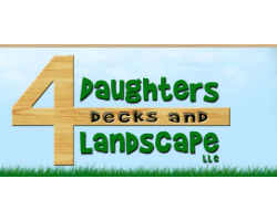 4 Daughters Deck & Landscape logo