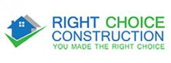 Right Choice Construction Inc. logo