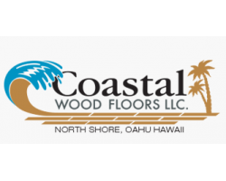 Coastal Wood Floors logo